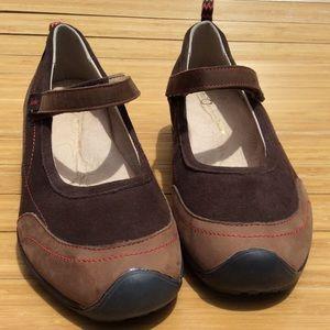 Jambu Leather Formosa All Terra Walking Shoes 10M